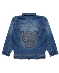 Youth Vessel Embellishment Jean Jacket