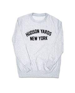Hudson Yards Logo Unisex Sweatshirt