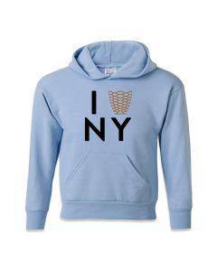 "Youth ""I Love New York"" Hoodie"