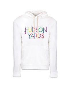 Hudson Yards Subway Lines Unisex Hoodie