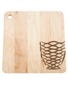 Vessel Maple Cutting Board