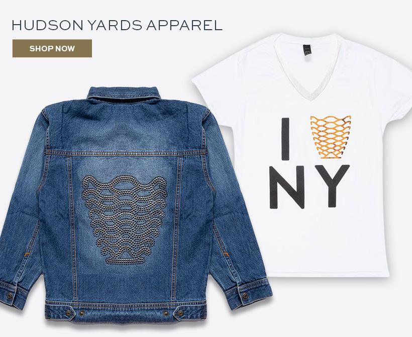 Shop Hudson Yards Apparel